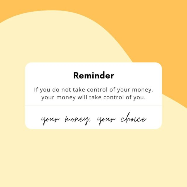 "Here is a little Sunday night reminder that if you do not take control of your money, your money will take control of you ⠀⠀⠀⠀⠀⠀⠀⠀⠀ ⠀⠀⠀⠀⠀⠀⠀⠀⠀ 💰This is why creating a budget plan or spending plan is so helpful💰⠀⠀⠀⠀⠀⠀⠀⠀⠀ ⠀⠀⠀⠀⠀⠀⠀⠀⠀ When you give every £1 a job, whether you assign it to your bills, to your savings, or to eating dinner out, YOU are always the one in the driver seat getting to choose🤩⠀⠀⠀⠀⠀⠀⠀⠀⠀ ⠀⠀⠀⠀⠀⠀⠀⠀⠀ Otherwise you find yourself in the back of the car with the money at the steering wheel... sounds kind of scary😰⠀⠀⠀⠀⠀⠀⠀⠀⠀ ⠀⠀⠀⠀⠀⠀⠀⠀⠀ It is far too easy for money to slip through your fingers when you are not paying attention and to look back at a period of time and be like ""ERM where the hell did all ma money go?""🤔⠀⠀⠀⠀⠀⠀⠀⠀⠀ ⠀⠀⠀⠀⠀⠀⠀⠀⠀ Even if you have debt to clear or you are not happy with your financial situation at the moment, taking control can really help to start reduce your financial worries⠀⠀⠀⠀⠀⠀⠀⠀⠀ ⠀⠀⠀⠀⠀⠀⠀⠀⠀ ✨It is a step in the right direction✨⠀⠀⠀⠀⠀⠀⠀⠀⠀ ⠀⠀⠀⠀⠀⠀⠀⠀⠀ Taking control can be small, easy steps - doesnt have to be huge steps...⠀⠀⠀⠀⠀⠀⠀⠀⠀ ⠀⠀⠀⠀⠀⠀⠀⠀⠀ E.g. do not stress about trying your debt with one month's paycheck but start by making one affordable payment⠀⠀⠀⠀⠀⠀⠀⠀⠀ ⠀⠀⠀⠀⠀⠀⠀⠀⠀ YOU GOT THIS 👏🏼💰⠀⠀⠀⠀⠀⠀⠀⠀⠀ ⠀⠀⠀⠀⠀⠀⠀⠀⠀ #moneyquote #takecontrol #financialliteracy #financialeducation #moneyblogger #personalfinance #moneyblog #moneymatters #debtfree #savemore #budgeting #budgetingtips #savingtips #savemoney"